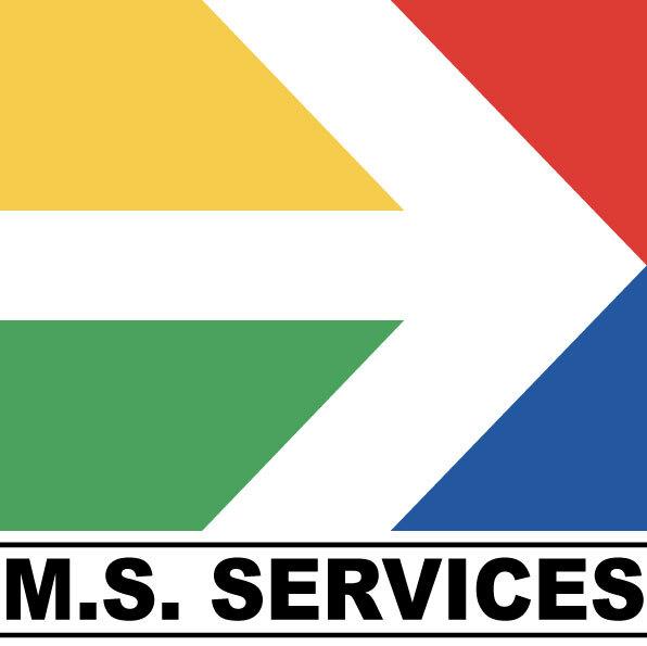 M.S. Services logo